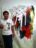 Abu and his artwork