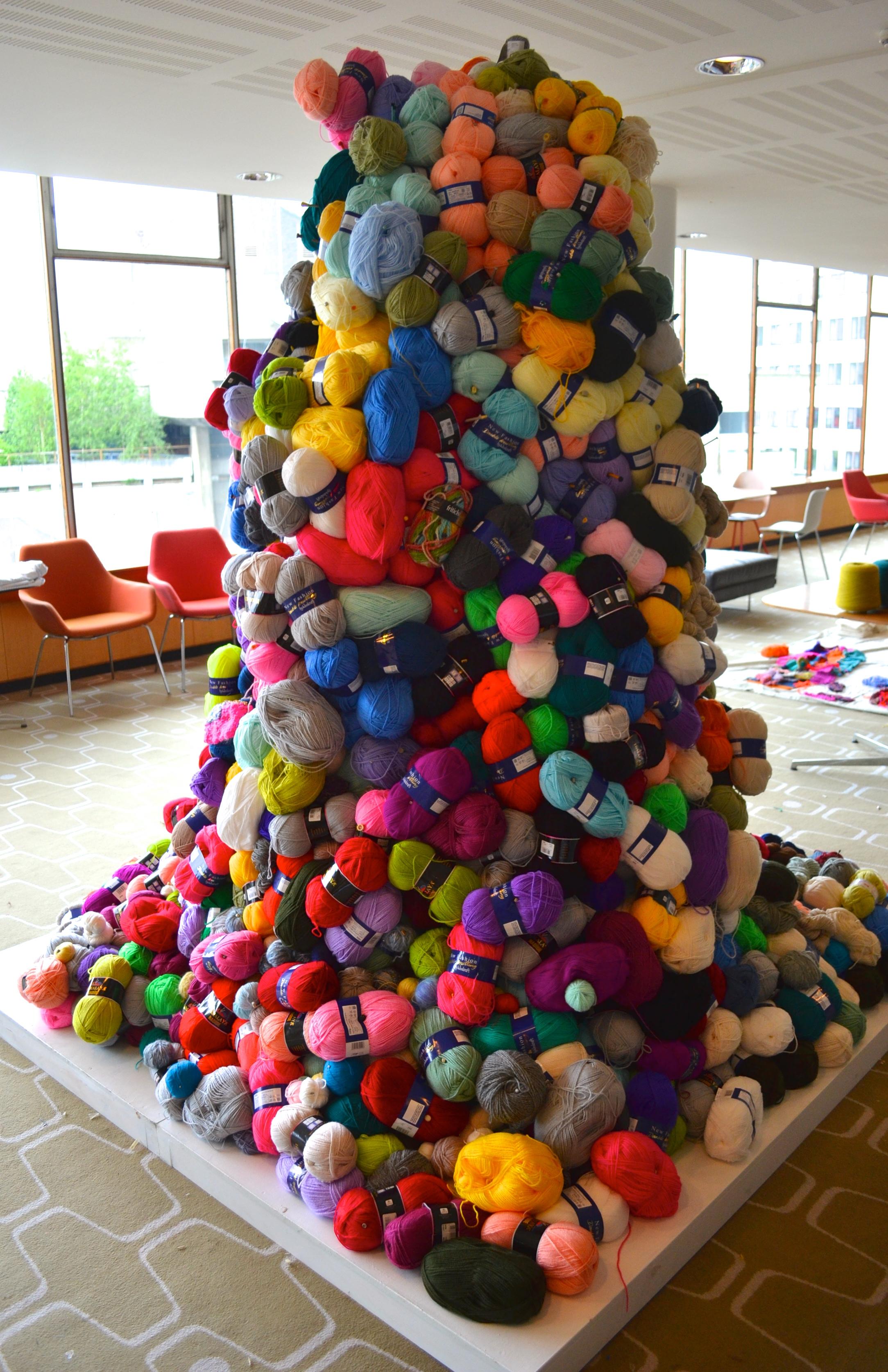 yarn mountain