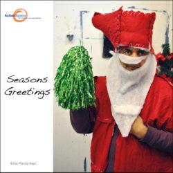 Pardip Kapil Christmas Festive ecard