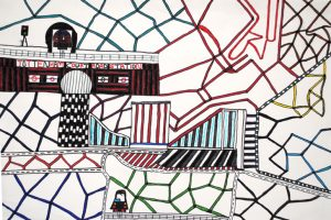 My Life in London Ian Wornast Thompson Hall