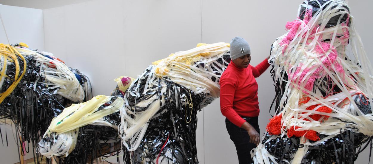 Nnena Kalu at Glasgow International Arts Festival 2018