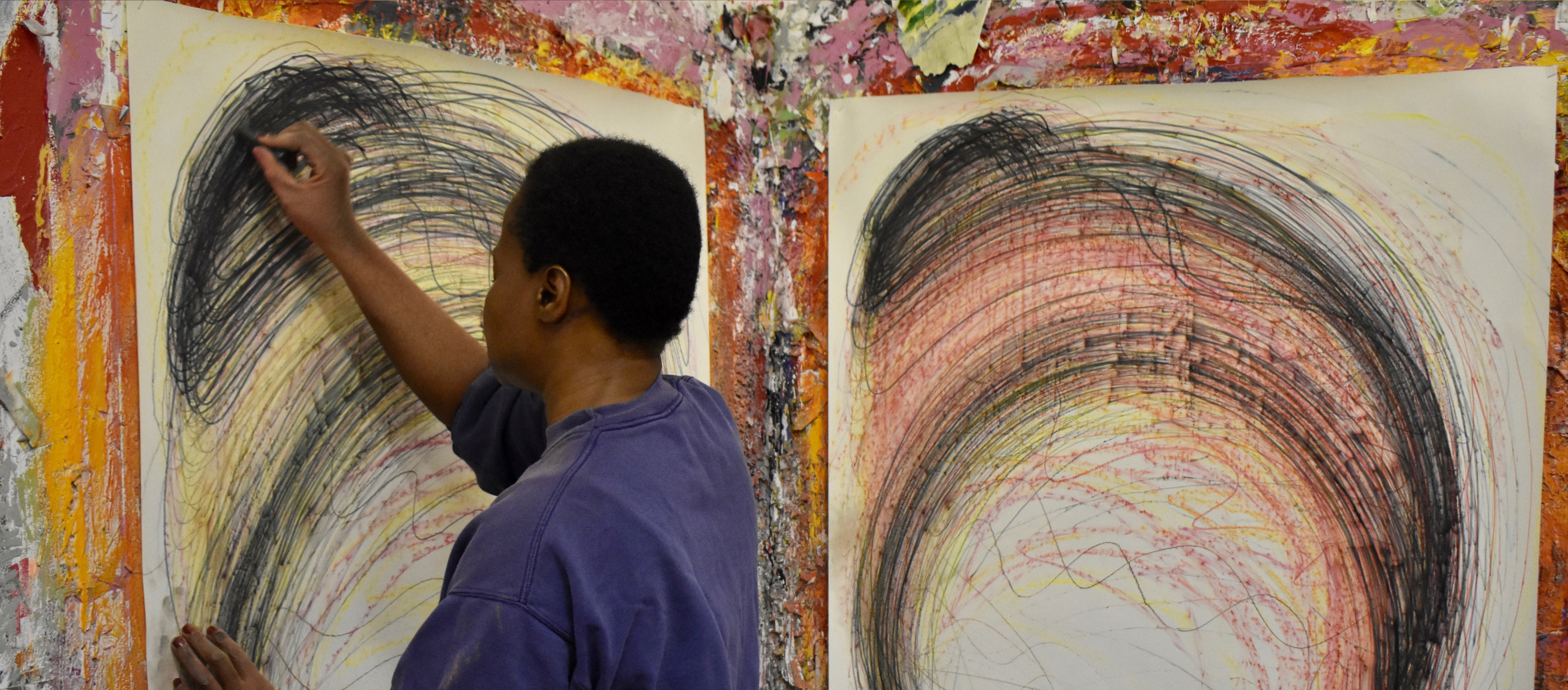 Nnena Kalu is OutsideIn's Artist Of The Month