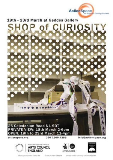 Shop of Curiosity Poster