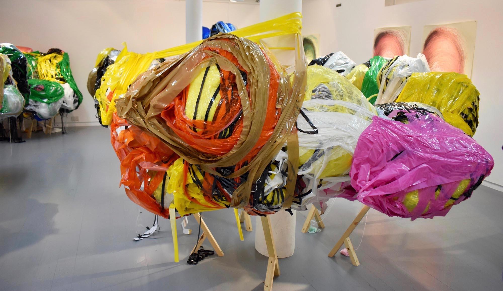 Nnena Kalu: Wrapping
