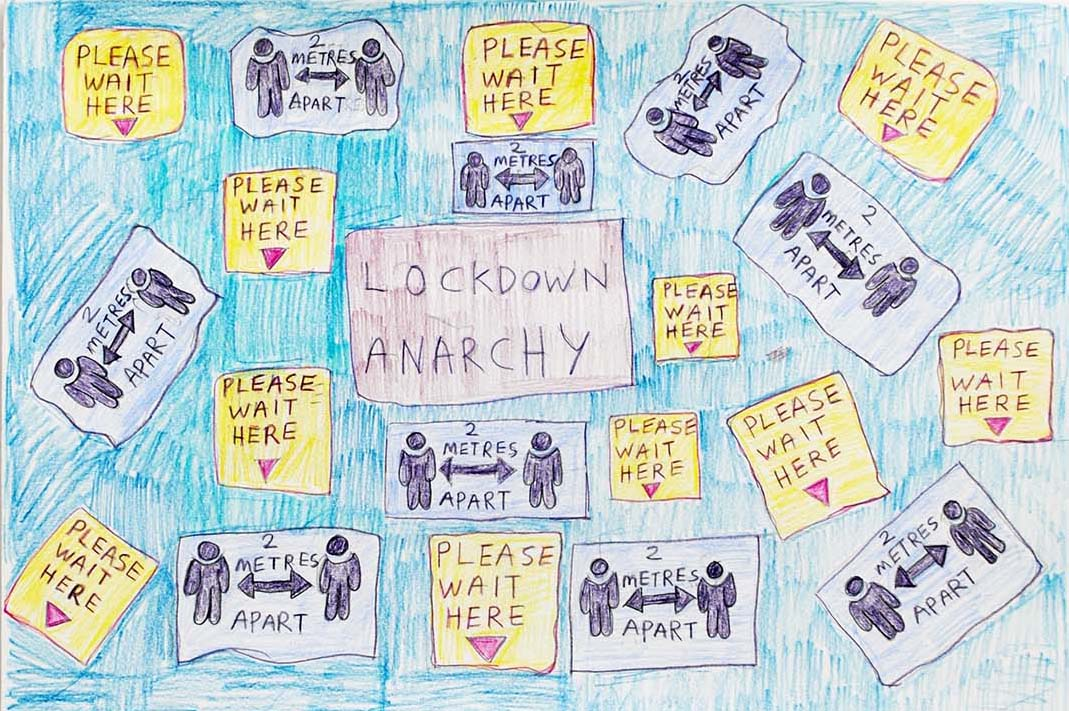 3.Lockdown Anarchy