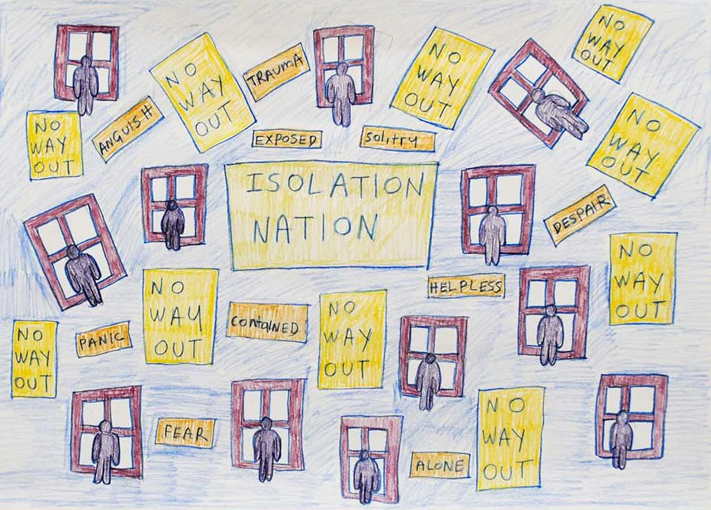 4.Isolation Nation