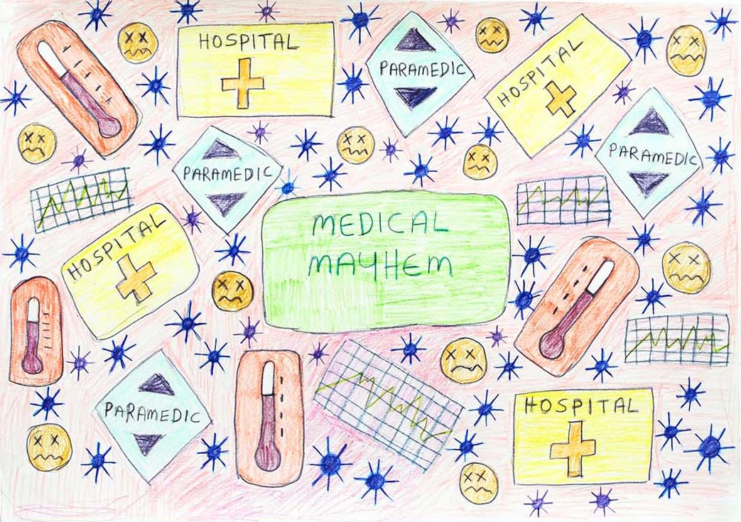 5.Medical Mayhem
