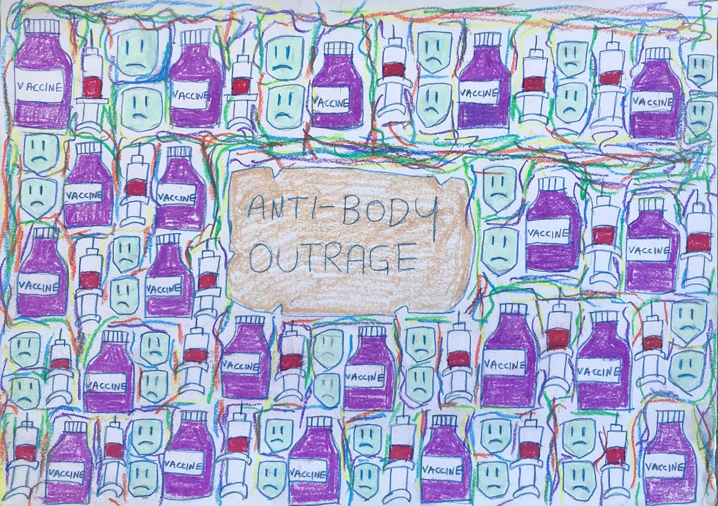 Anit-Body outrage