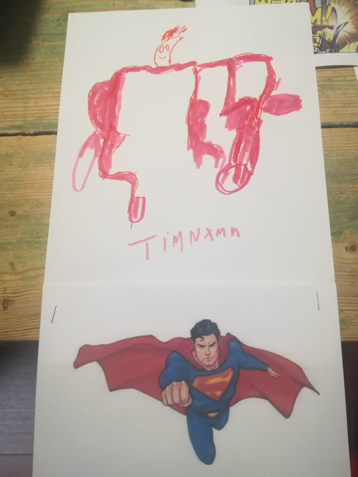 Tim's Superman